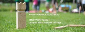 1 mei Kubb-toernooi @ 85ste Elsdonck Scouts