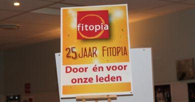 Fitopia Wellness Club in Edegem bestaat 25 jaar en dat zal uitgebreid gevierd worden