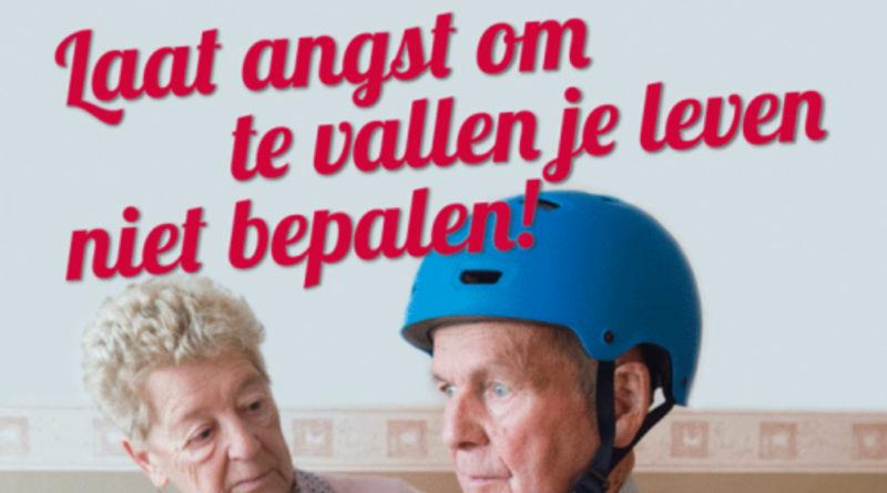 Week van de Valpreventie roept de ouderen op om valangst bespreekbaar te maken