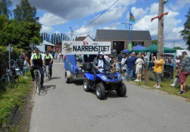 Narrenstoet en Boshoekfeesten zorgen voor 2x plezier en feest in Boechout