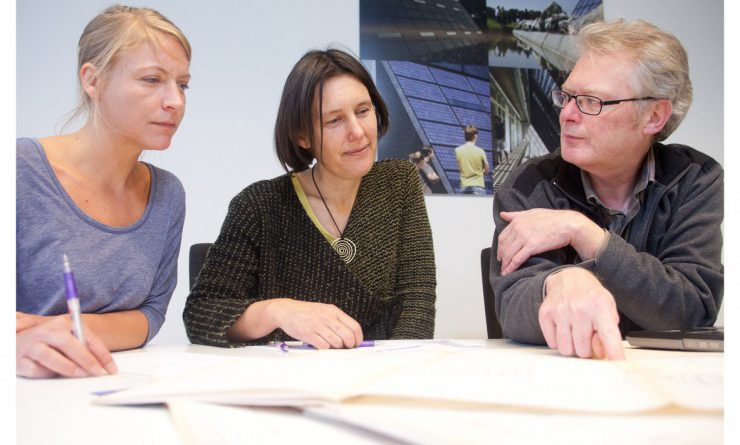 Architecten van Kamp C geven gratis bouwadvies aan inwoners Zuidrand