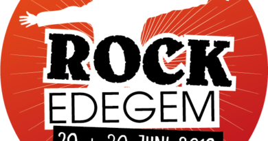 Rock Edegem pakt uit met Slongs, Internationals, De Mens en Discobar Galaxie
