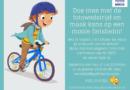 Wedstrijd 't fietshelmpje 2019 bij de politiezone Minos