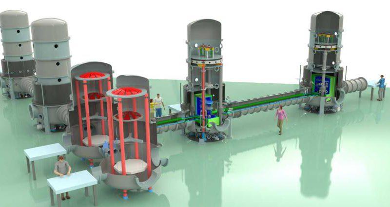 Wetenschap en industrie hand in hand voor bouw van een Einstein Telescoop