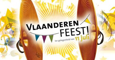 Vlaanderen Feest in zaal Da Capo