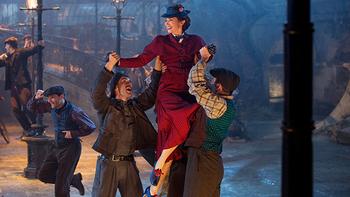 Zondagavond kan je genieten van de terugkeer van Mary Poppins in Aartselaar