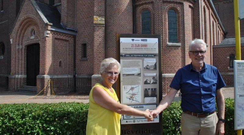 Edegem, Hove en Lint nemen deel aan '75 jaar bevrijding provincie Antwerpen'