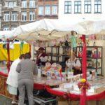 Morgen weer Rubensmarkt in het centrum van Antwerpen