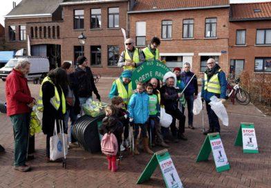 Groen/Gangmaker geeft Vremde zaterdag een poetsbeurt