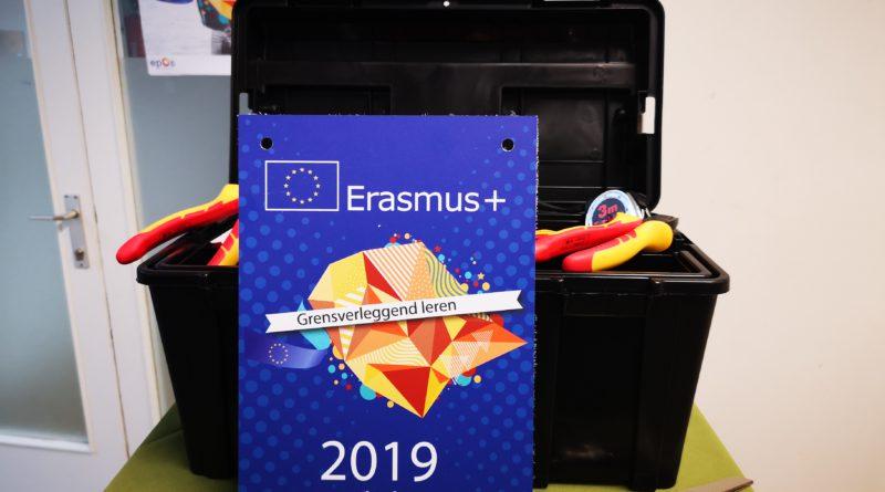 Erasmusdays voorgesteld in het GTI in Mortsel