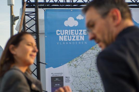 Wilrijkse prof: 'Pendelaars slikken evenveel vuile lucht als stadsbewoners