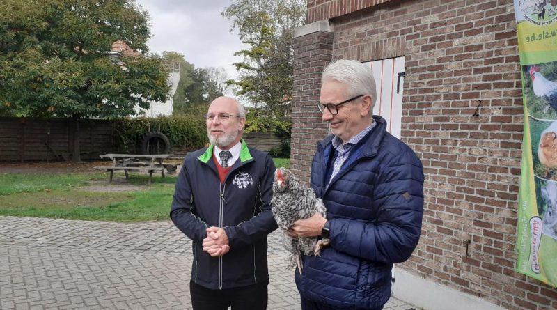 Kinderboerderij Rivierenhof wordt eerste levend Erfgoedhof uit de provincie