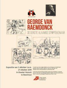 Theater Vooruit pakt uit met wereldpremière van Boechoutse strips @ Theater Vooruit