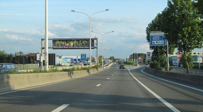 Weekendbabbel rond de problematiek op de A12 met Kristof Bossuyt