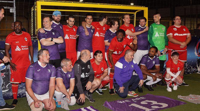 Homeless voetbalproject verbindt mensen in moeilijke levensomstandigheden met elkaar en de maatschappij
