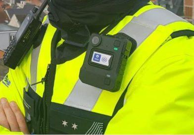 Politiezone Antwerpen test bodycams