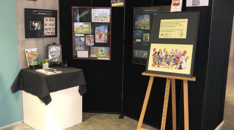 EXPO 65 jaar Jommeke trok al heel wat volk naar het Wilrijkse districtshuis