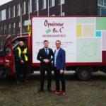 Samenwerking tussen gemeente Edegem en Opnieuw & Co breidt uit