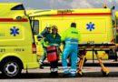 Bromfietser zwaargewond bij aanrijding met bestelwagen