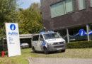 Betalen voor ritje met de politiecombi in Edegem (en andere Hekla-gemeenten)