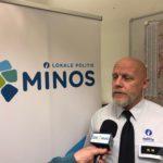 Onze weekendbabbel op bezoek bij de politiezone Minos