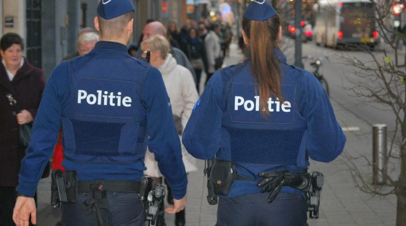 Controle op hotspots in Antwerpen en haar districten
