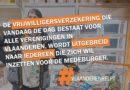 Vlaamse regering lanceert #VlaanderenHelpt