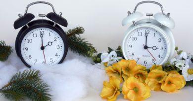 Uurtje minder slapen, uurtje langer licht