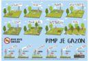 Pimp je gazon: door minder te maaien een mooiere tuin