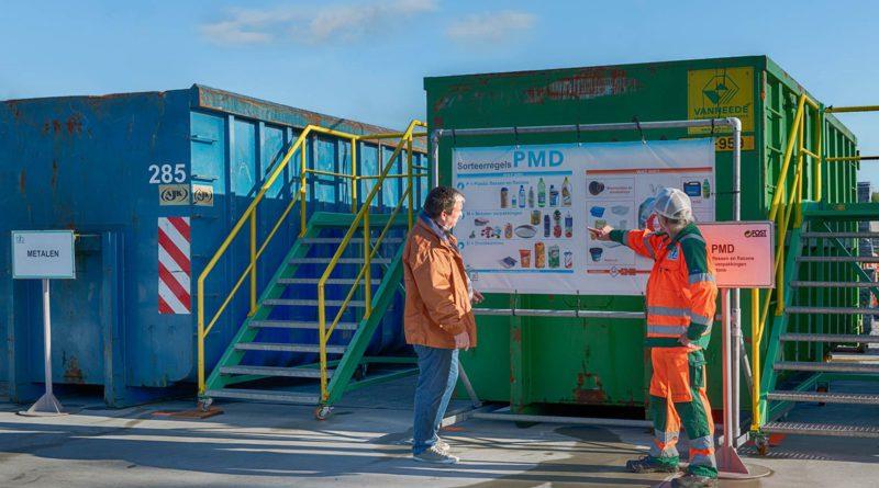 Heropening recyclageparken vanaf 7 april 2020