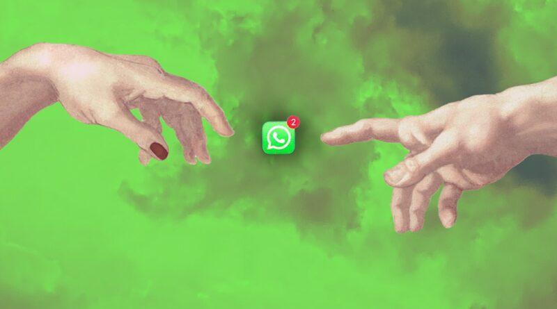 THEATER OP JE SMARTPHONE: SKaGeN – WatchApp #1: Emmi & Leo