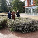Gemeente Boechout onthult kunstwerk voor alle vrijwilligers