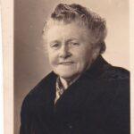De wekelijkse column over de jeugdjaren Diane Van Rillaer. Getrouwd in 1919 en dan van Frankrijk naar Mortsel