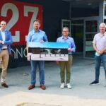 Solo-Sim wordt nieuwe concessionaris van Hangar 27 in Edegem