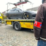 KALI team van de Antwerpse politie neemt 23 dure auto's in beslag in de gemeente Aartselaar en Reet
