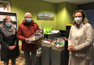 Eddy Corremans uit Boom  wint wandelzoektocht van toerisme Rupelstreek in Terhagen