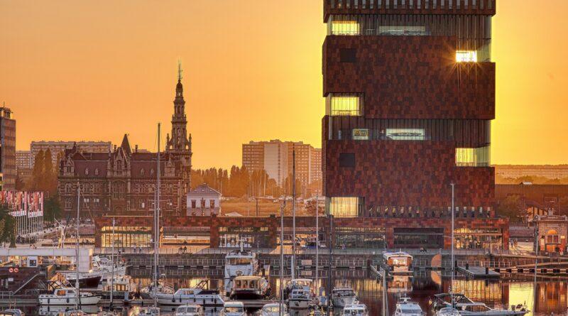 Antwerpen neemt voor het eerst deel aan 'Orange your City/Orange the World'