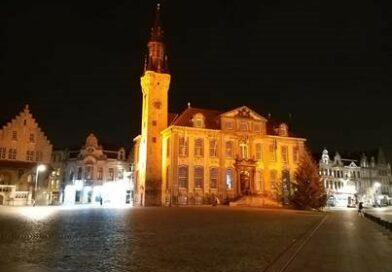 Stadhuis kleurt oranje voor ʽOrange Day'