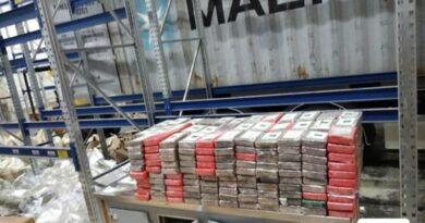 6 aanhoudingen na vondst van 1,7 ton cocaïne in Aartselaar