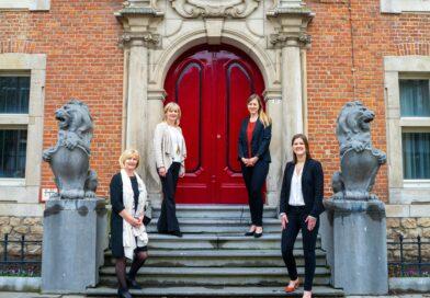 Het meest vrouwelijke schepencollege in de regio