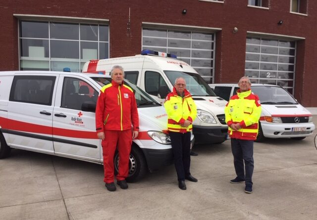 Rode Kruis afdeling Duffel en Sint-Katelijne-Waver fusioneren