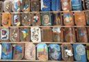 'Een kleurrijk dak': dakpannen fleuren handelscentrum op